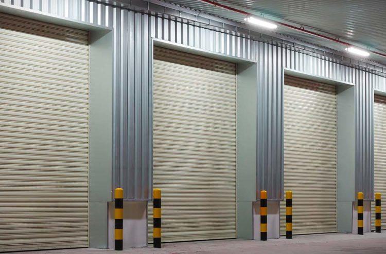 steel shutters