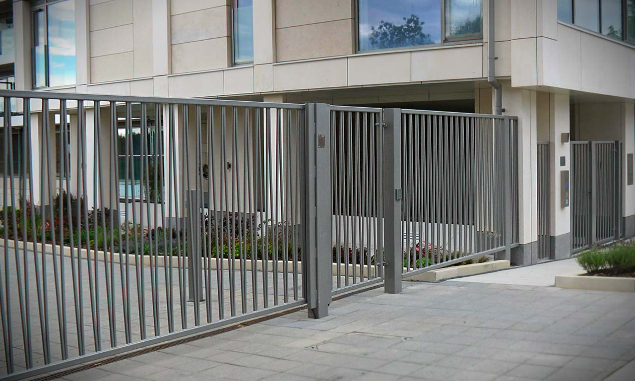 security gates and fencing