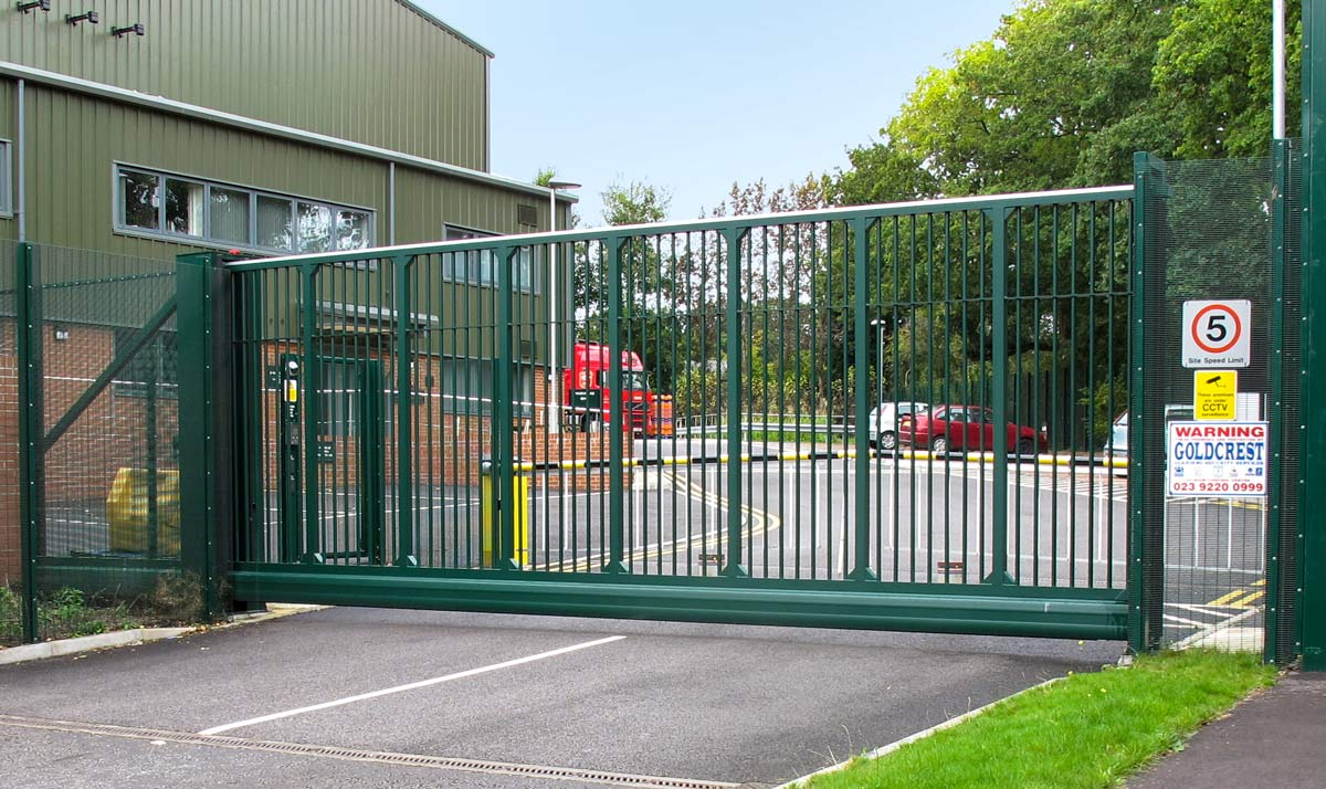 automated sliding gates