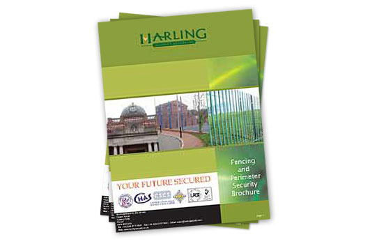 Security Fencing Brochure