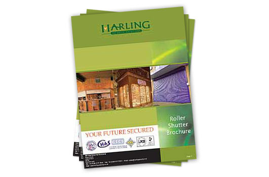 Roller Shutter brochure