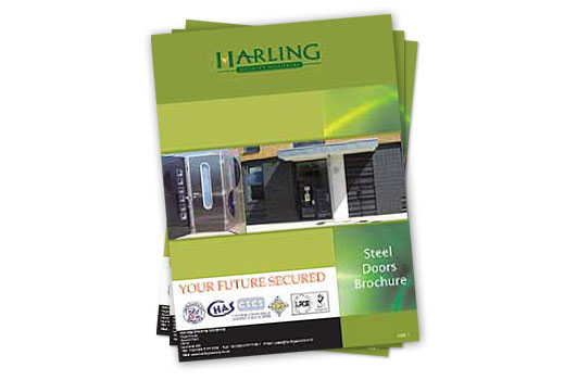 Steel Doors brochure