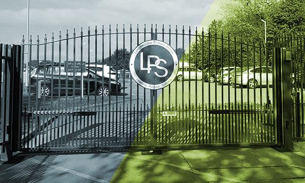 Longmeadow Primary School automatic security gates